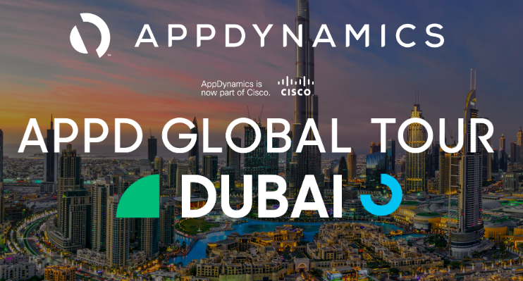 AppD Global Tour Dubai