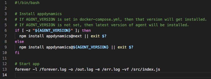Best Practices for Instrumenting Containers with AppDynamics