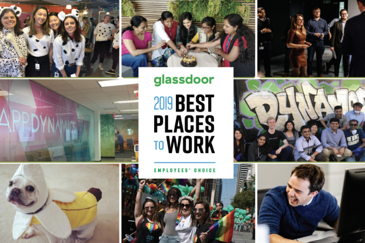 AppDynamics Wins Glassdooru0027s Best Places To Work In 2019 Award